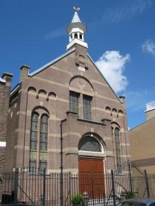 kerk meerstraat beverwijk